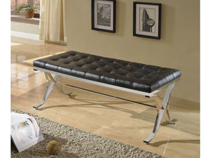 Bruno Black Bench