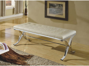 Bruno Beige Bench