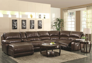Caleb Recliner Sectional
