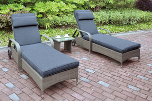 Carter 3PC Outdoor Set