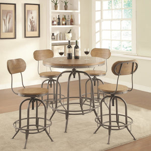 Carlos 5PC Dining Set