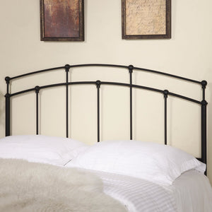 Celina Metal Headboard