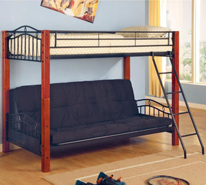 Celina Twin/Futon Bunk Bed