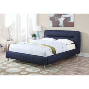 Chartlon Blue Bed