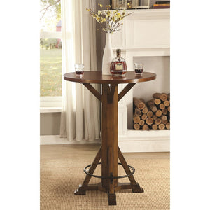 Chestnut Bar Table