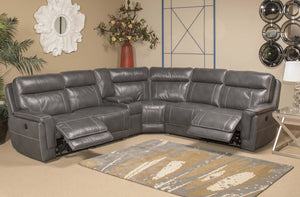 Chilliwack Power Recliner Sectional