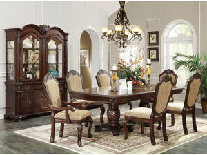 Claude Espresso 5PC Dining Set