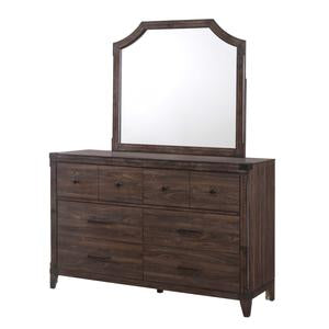 Edge Water Collection dresser with mirror