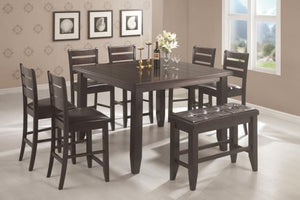 Cloud 5 PC Counter Height Dining Set
