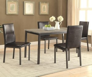 Gael 5PC Dining Set