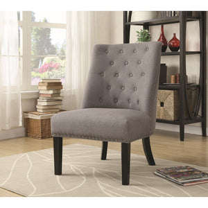 Dresden Grey Accent Chair