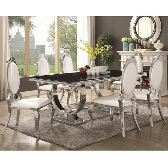 Carlotte 5PC Dining Set
