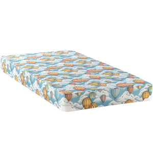 Balloon Mattress Twin Mattress with Bunkie