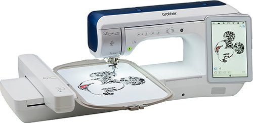 Sewing, Quilting, Embroidery Machines