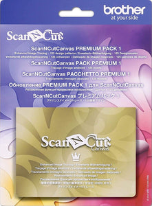 Brother Scan N Cut Canvas Premium Pack 1 Upgrade (CACVPPA1)