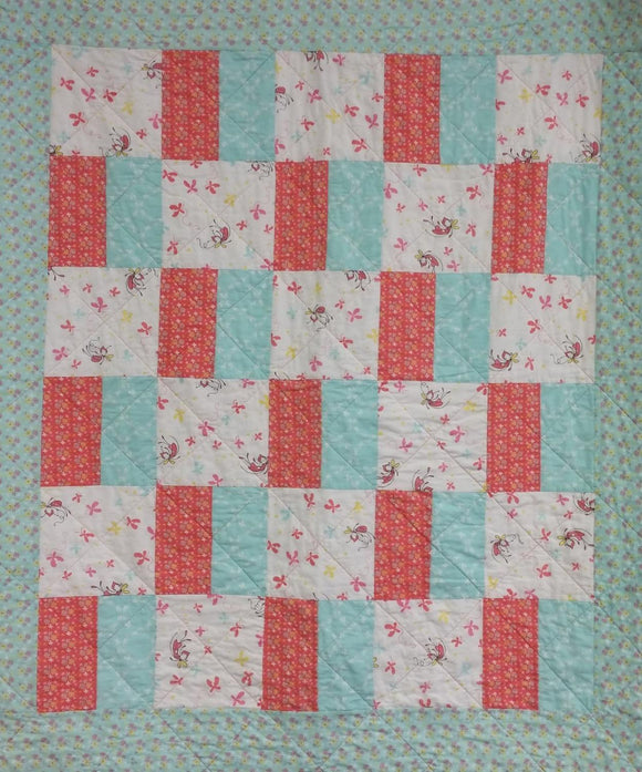 In a Pinch Quilt Patter - Picked up In-Store Only