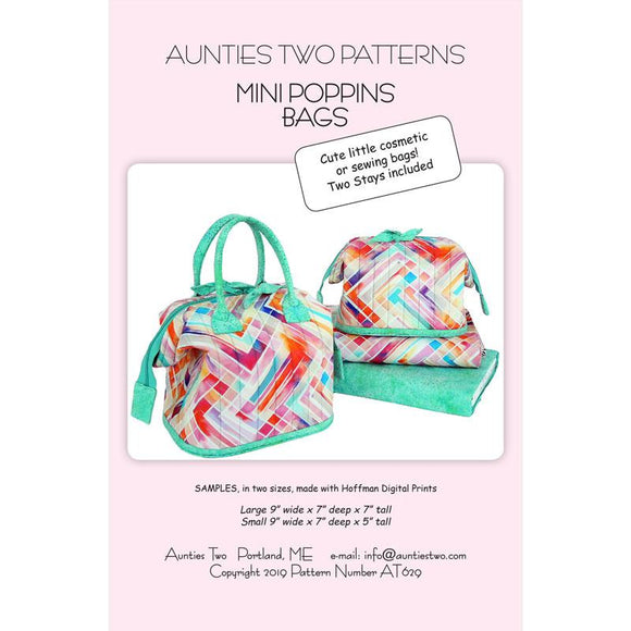 Pattern - Mini Poppins Bags