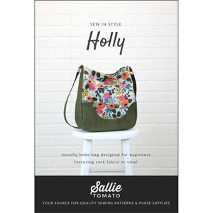 Pattern Classic Hobo Bag