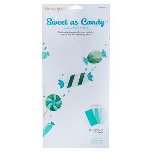 Sweet As Candy Blues Fresh Mint and Spearmint Vinyl