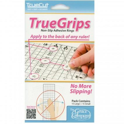 True Grips Adhesive Rings