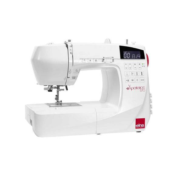 Elna eXperience 570 - Sewing / Quilting Machine