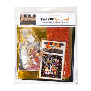Twilight Boo-levard Bench Pillow Embellishment Kit Kimberbel