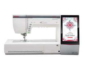 Janome - Horizon Quilt Maker Memory Craft 15000