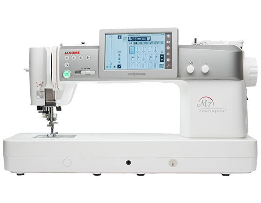 Janome - Continental M7 Professional