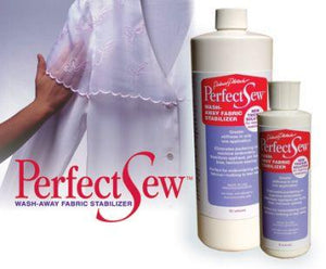 PerfectSew Liquid Wash-Away Stabilizer - 8oz Bottle PS-8
