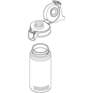 SIGG Leak Proof Viva One Elsa 500ML