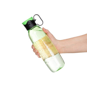 Sistema 850ml Tritan Traverse Bottle Gray