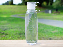 Load image into Gallery viewer, Sistema 850ml Tritan Traverse Bottle White