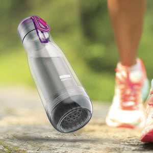 Zoku Glass Core Bottle 475ML Purple