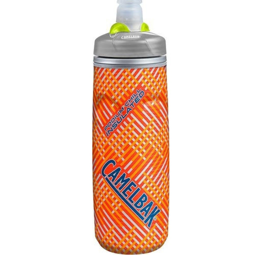 Camelbak Podium Chill 600ml Water Bottle Poppy