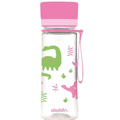 Aladdin Aveo/350ml kids water bottle Pink Tritan