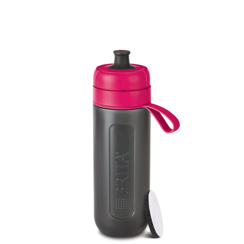 BRITA Active 600ML - Fresh Berry - With Filter - Sport