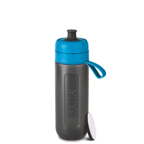 BRITA Active 600ML- Blue - With Filter Sport