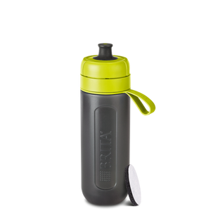 BRITA Active 600ML- Lime - With Filter - Sport