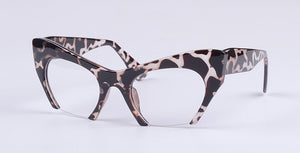 ROYAL GIRL Sexy Women Glasses Acetate Cat eye Eyeglasses Vintage Glasses frames ss291