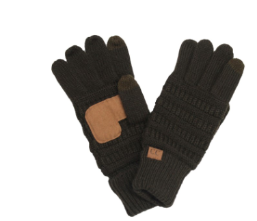 CC Brown Gloves