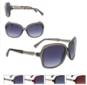 Black/ Sunglasses Large Frame Fashion