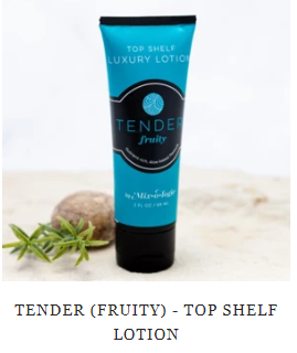 Tender Mixologie Lotion