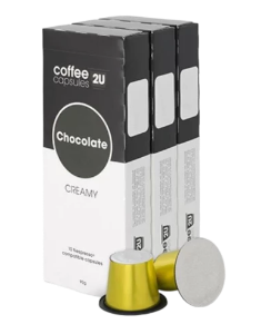 Versatile Hot Chocolate - 10 CAPSULE PACK Nespresso©