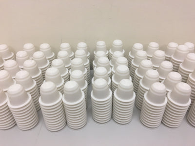 Box of 150 Capsul'in Biodegradable & Compostable Empty Capsules and lids + Capsule Holder/Tamper