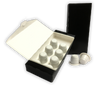Fill Your Own Capsules Starter Kit with a Capsulator, 300 Compostable Capsules & Lids
