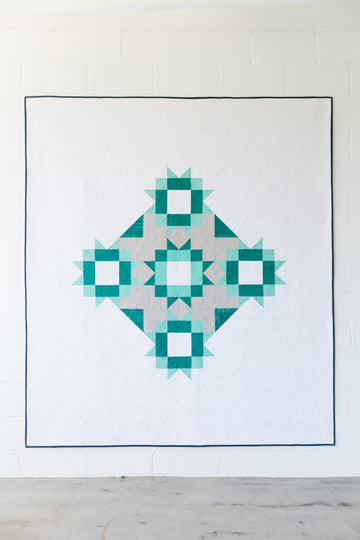 Sugarhouse Quilt Pattern [PDF]