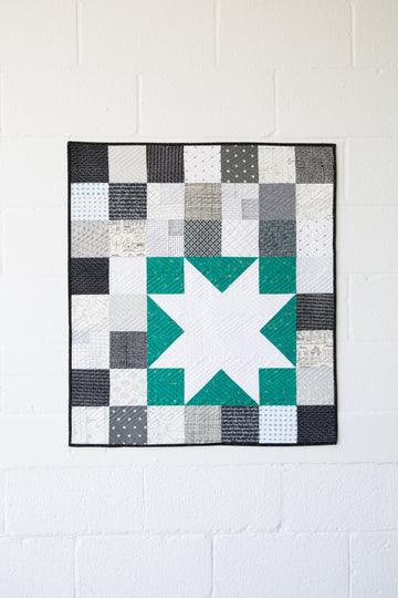 Star Bright Quilt Pattern [PDF]