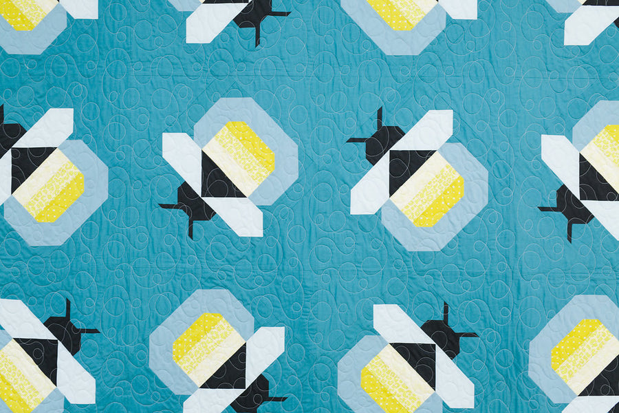 Firefly Quilt Pattern [PDF]