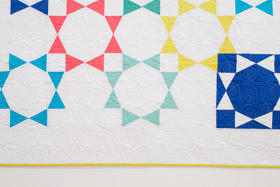 On Point Quilt Pattern [PDF]
