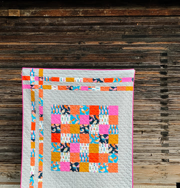 Treasure Box PDF Quilt Pattern